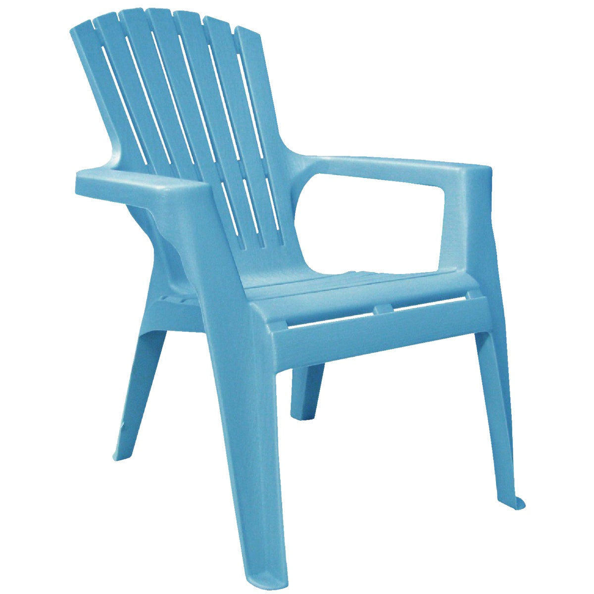 POOL BLU KIDS ADIRONDACK - 8460-21-3731 by Adams Mfg Patio Furn