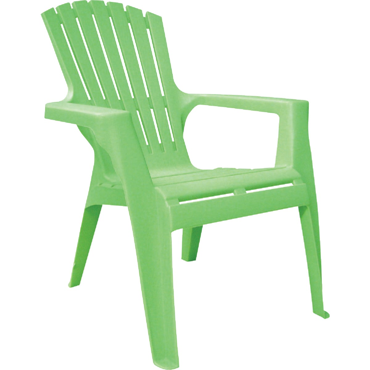 SMR GRN KIDS ADIRONDACK - 8460-08-3731 by Adams Mfg Patio Furn