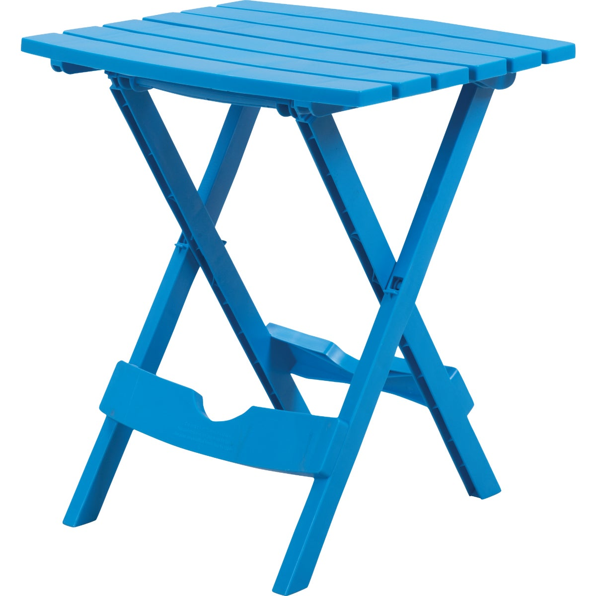 POOL BLU QUIK FOLD TABLE