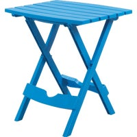 Adams Mfg./Patio Furn. POOL BLUE SIDE TABLE 8500-21-3731