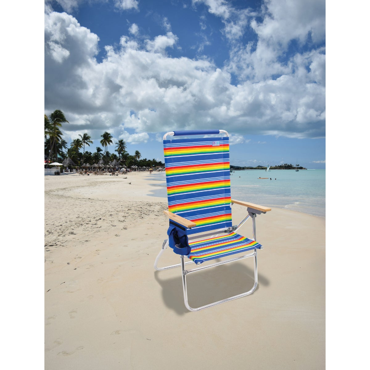 HI-BOY BEACH CHAIR - SC642-1450 by Rio Brands  Ningbo1