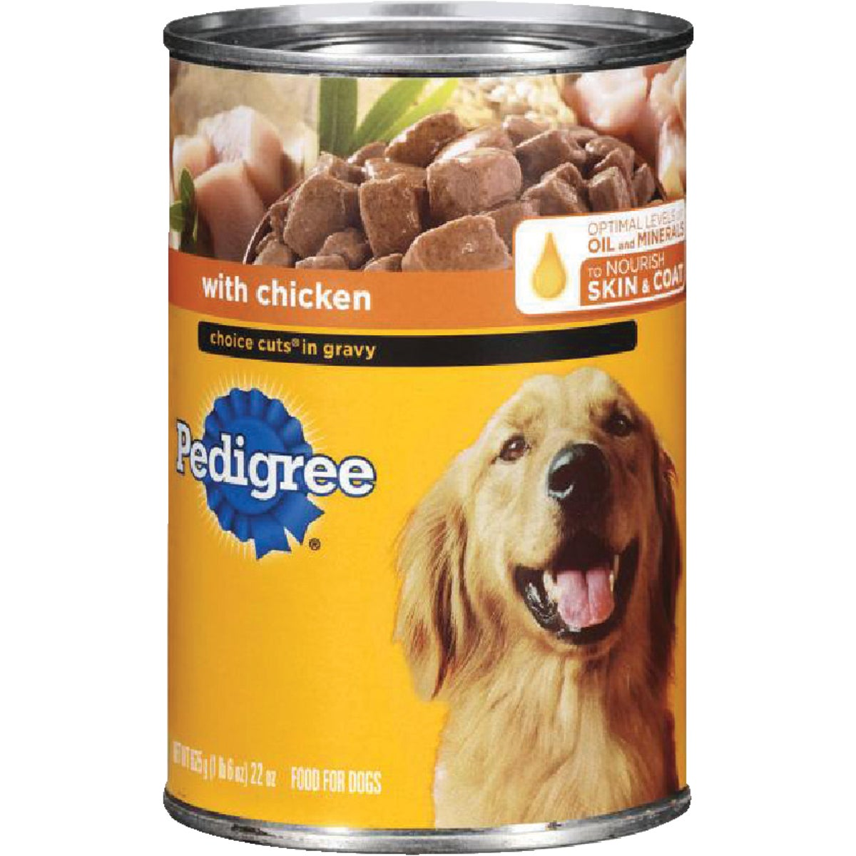 22OZ CHIC CHOIC DOG FOOD