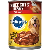 Mars Pedigree 13OZ BEEF CHOIC DOG FOOD 1527