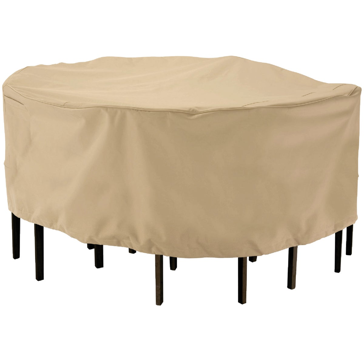 Classic Accessories M RND TABLE/CHAIR COVER 58212