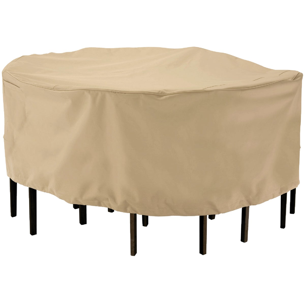 L RND TABLE/CHAIR COVER - 58222 by Classic Accessories