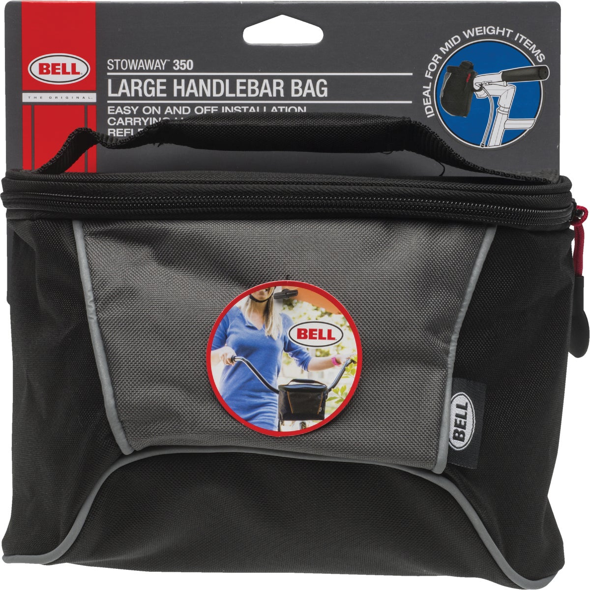 HANDLEBAR BAG - 7015840 by Bell Sports