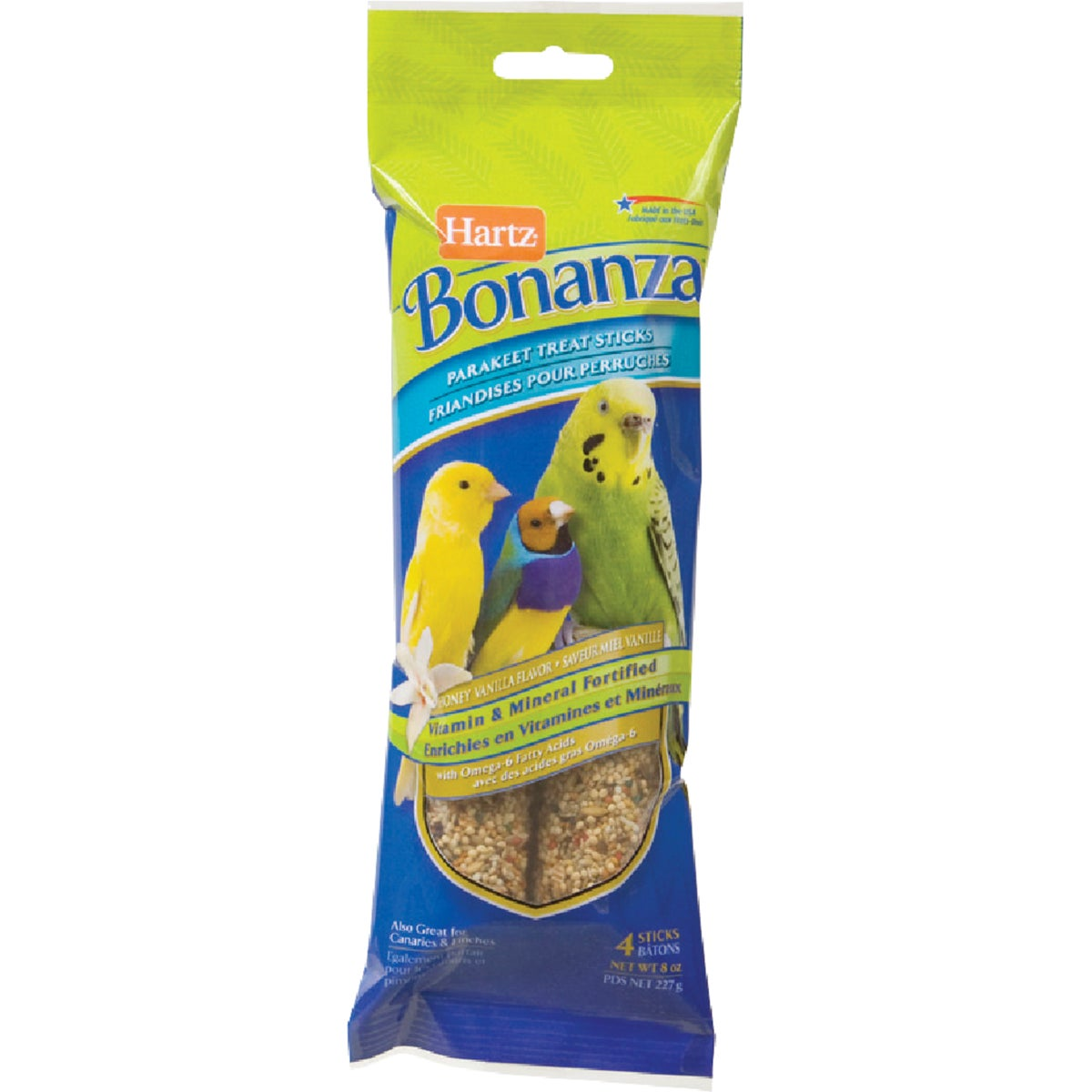 8OZ PARAKEET TREAT - 3270011569 by Hartz Mountain Corp