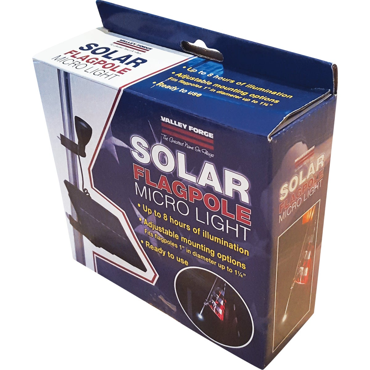 Valley Forge SOLAR FREEDOM LIGHT TLL-2