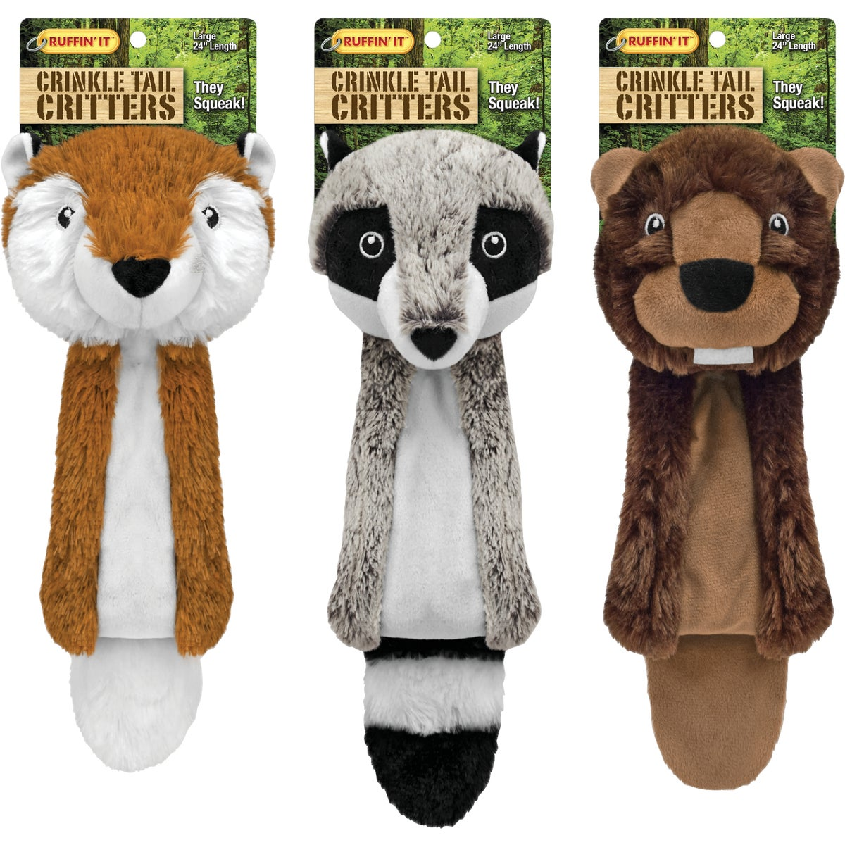 "24"" FOX DOG TOY - 5367 by Ethical Products Inc"