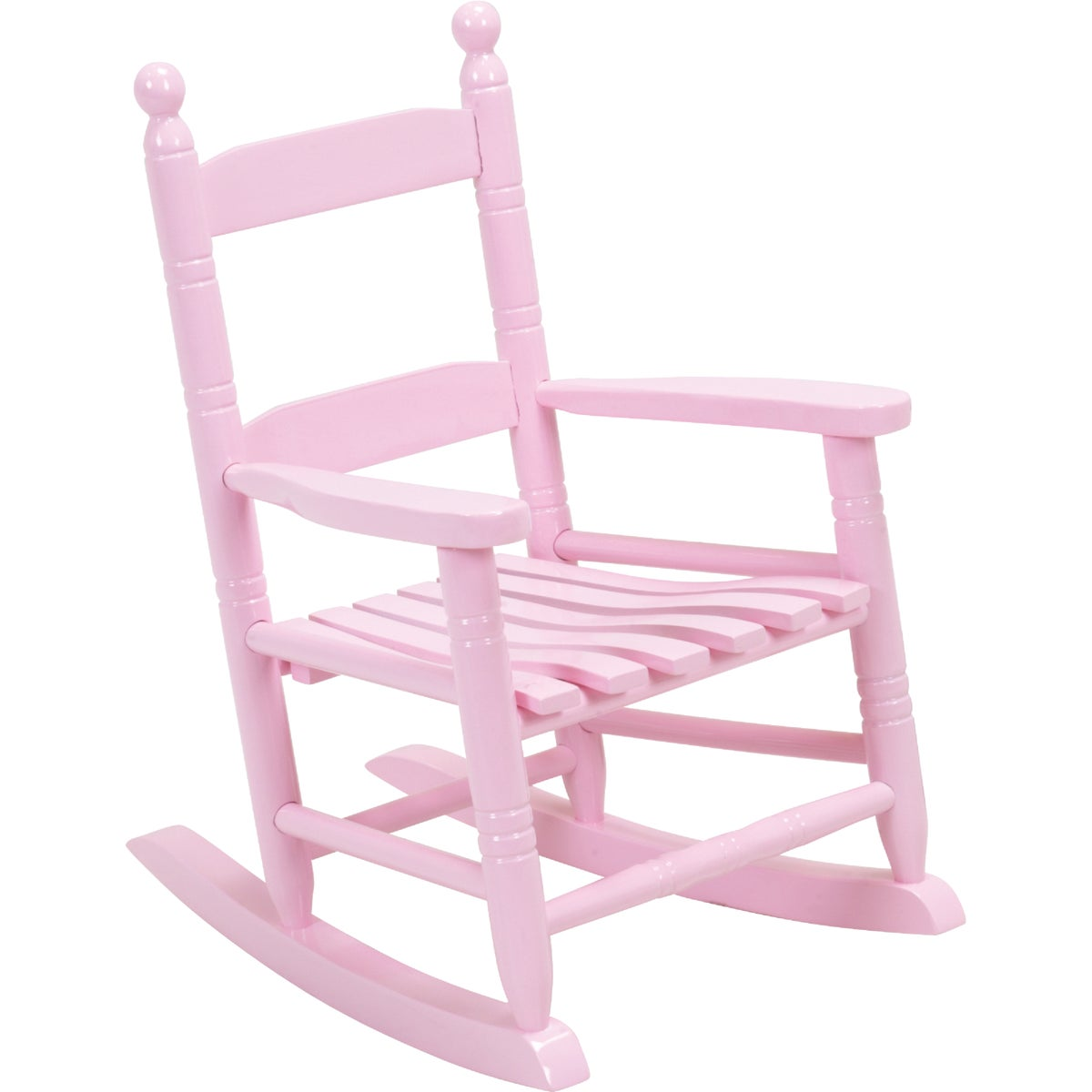 PINK CHILD'S ROCKER - KN-10P by Jackpost   Fuzhou