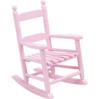 Jackpost-Fuzhou CHILD'S PINK ROCKER KN-10P