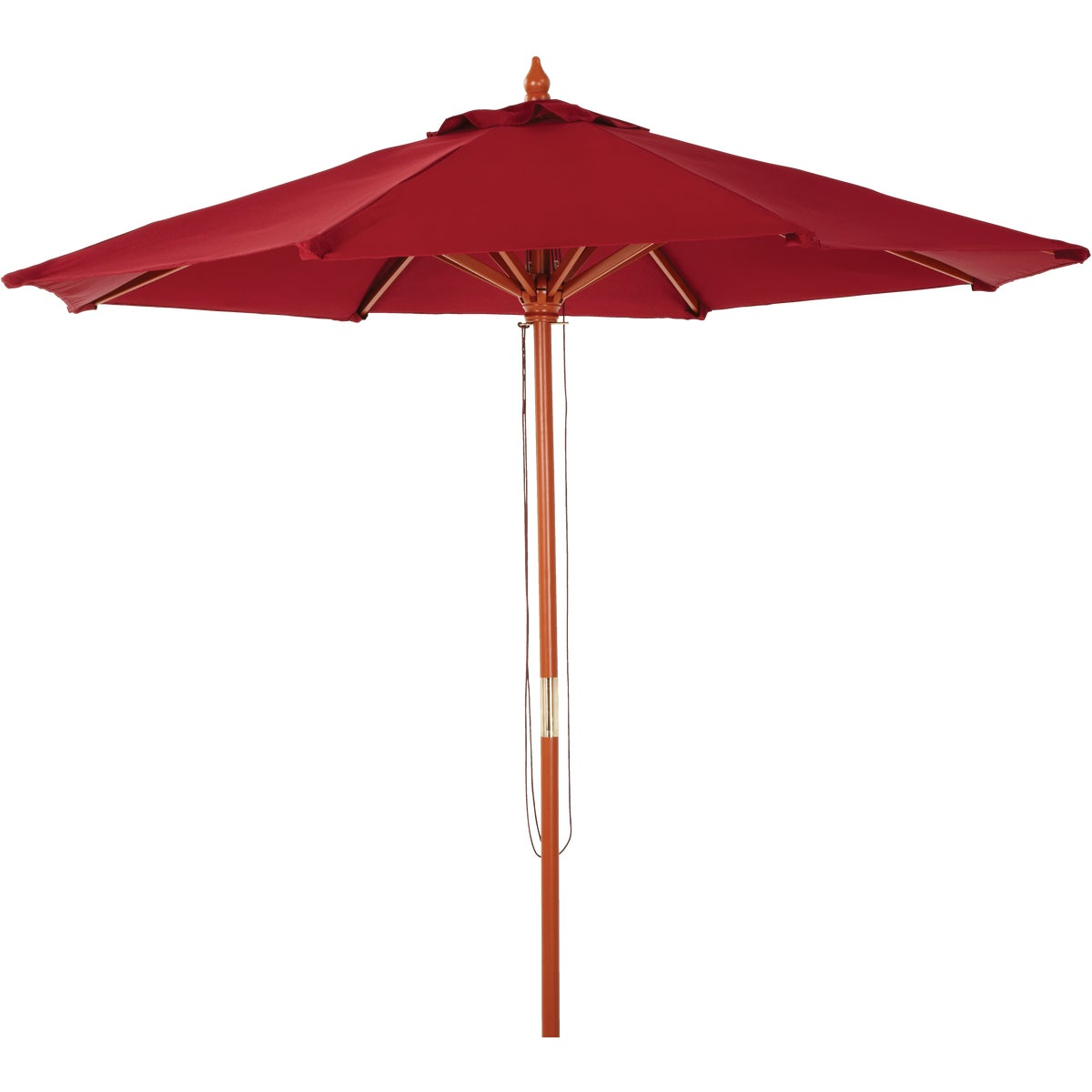 7.5' MKT BURGND UMBRELLA - TJWU-003A-230-BRG by Do it Best