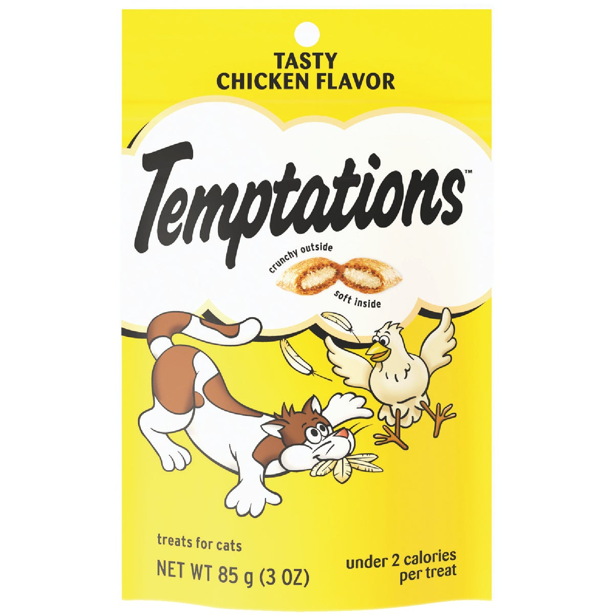 3OZ CHIC TEMPT CAT TREAT
