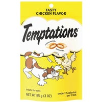 Mars Pedigree 3OZ CHIC TEMPT CAT TREAT 72306