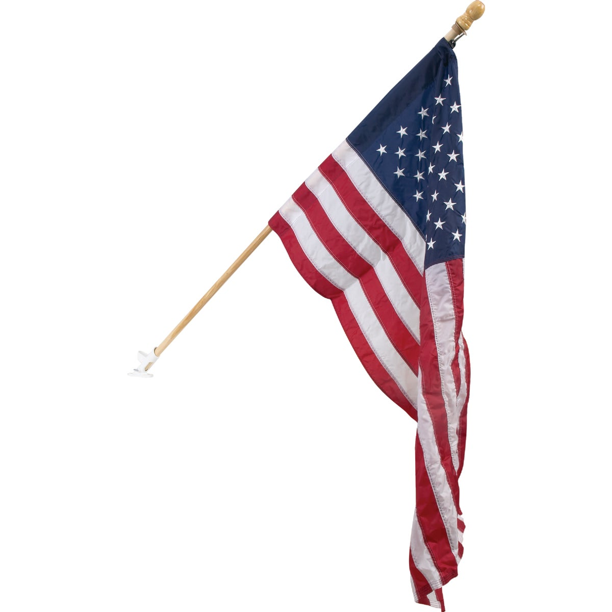 NYLON BANNER FLAG KIT - DFS1USA-1 by Valley Forge Flag