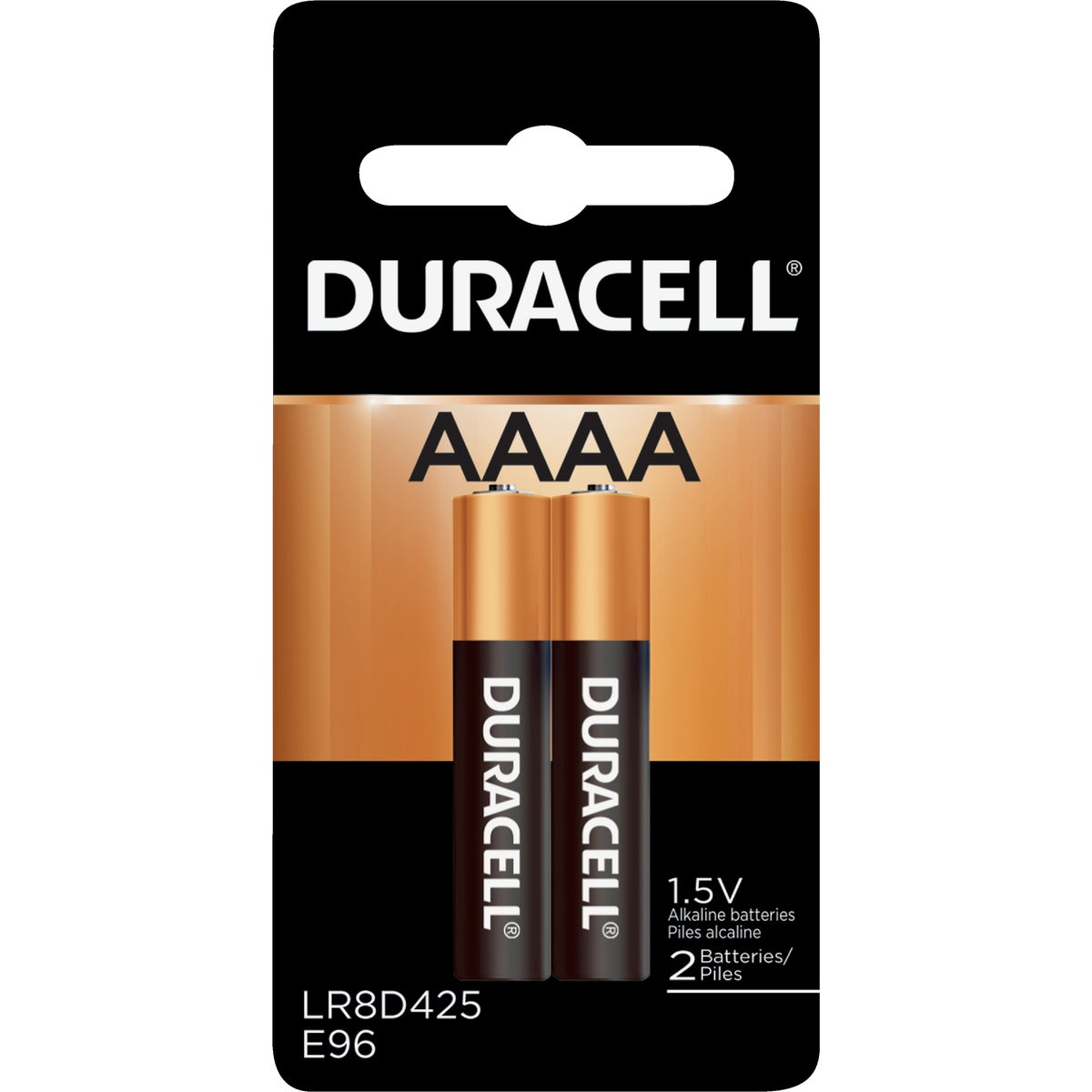 MX2500 1.5V PHOT BATTERY - 45387 by P & G  Duracell