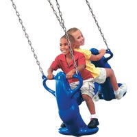 Swing N Slide 2-SEAT MEGA RIDER SWING NE4537