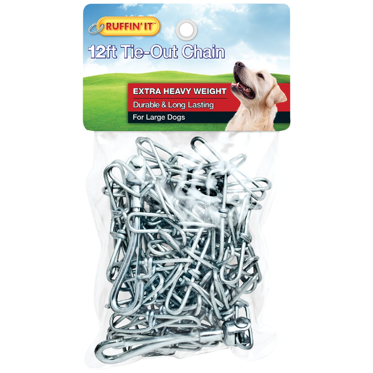 12' HVY TIE-OUT CHAIN - 30120 by Westminster Pet