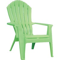 Adams Mfg./Patio Furn. SMRGRN ERGO ADIRON CHAIR 8371-08-3700