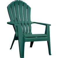 Adams Mfg./Patio Furn. HN GRN ERGO ADIRON CHAIR 8371-16-3700