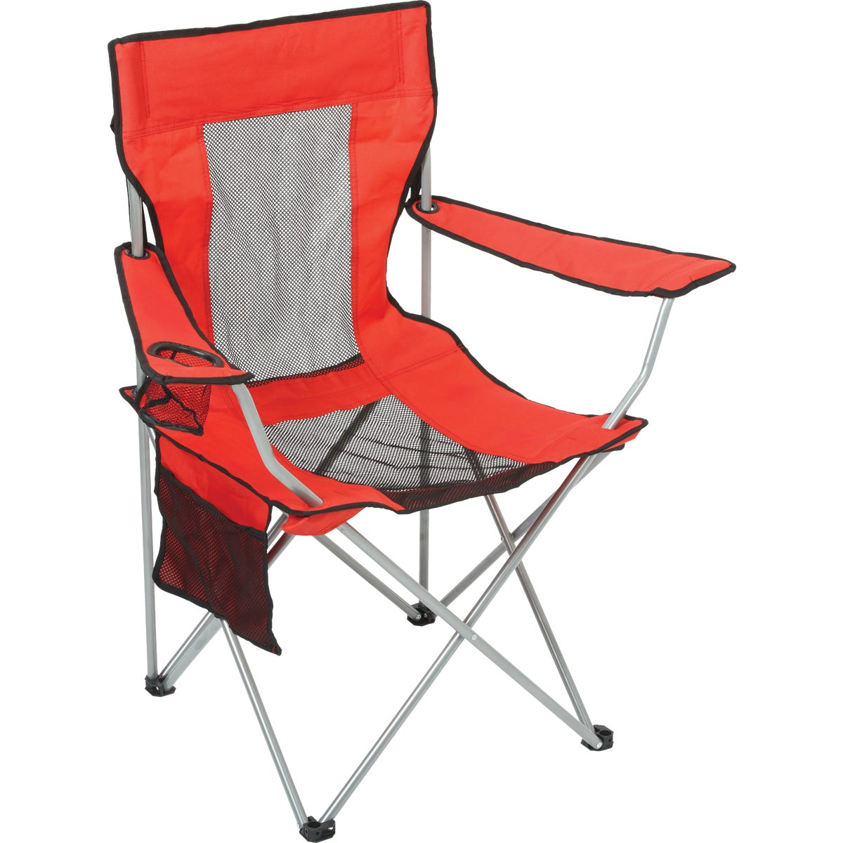 DELUXE MESH CHAIR - 149683 by Bravo Sports