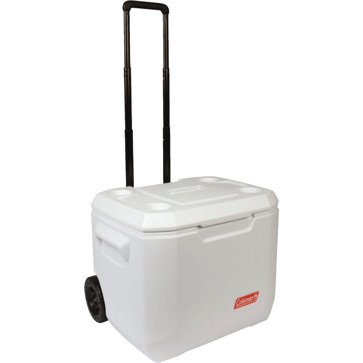 Igloo WHITE ROLLER 50QT COOLER 45083