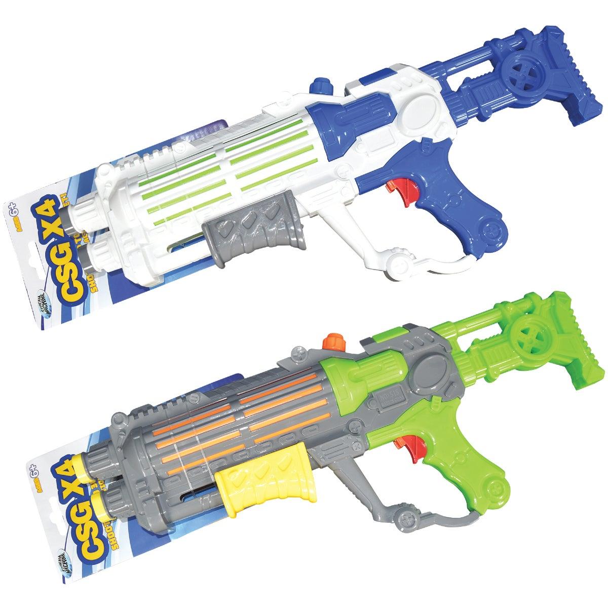 Water Sports CSG X4 MED WATER GUN 81003