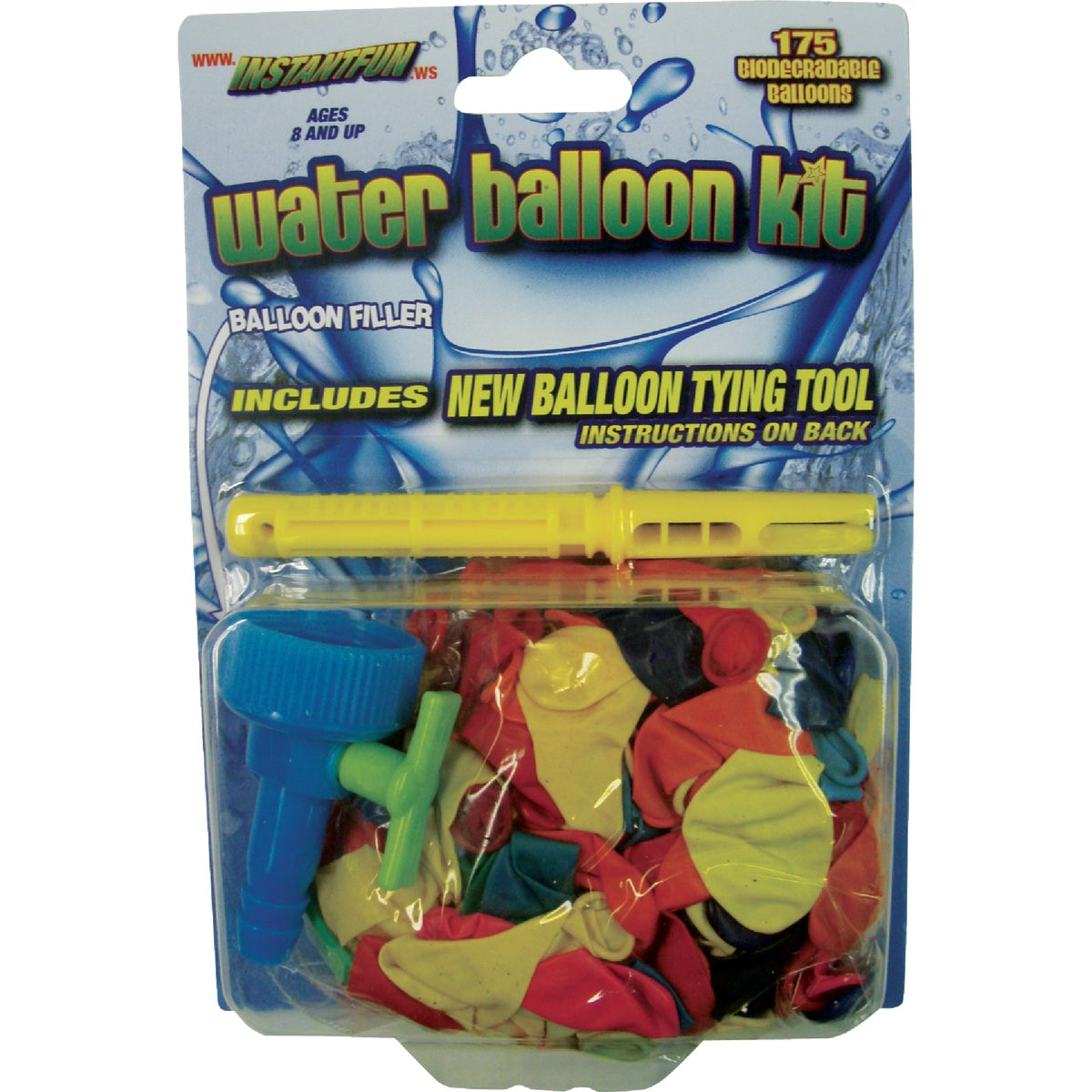 WATER BALLOON REFILL KIT - 80081 by Water Sports Llc