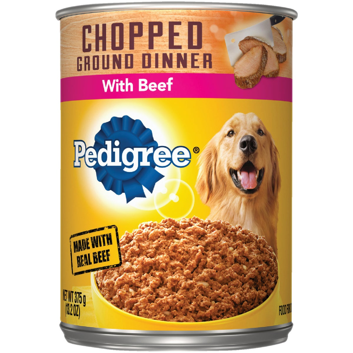 13OZ CHOP BEEF DOG FOOD - 01004 by Mars Pedigree