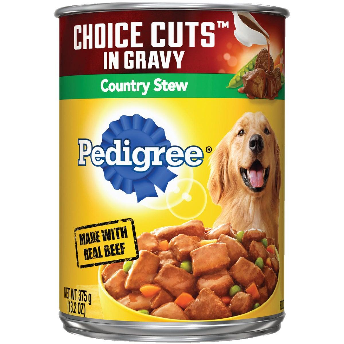 13OZ CNTRY STEW DOG FOOD - 01508 by Mars Pedigree
