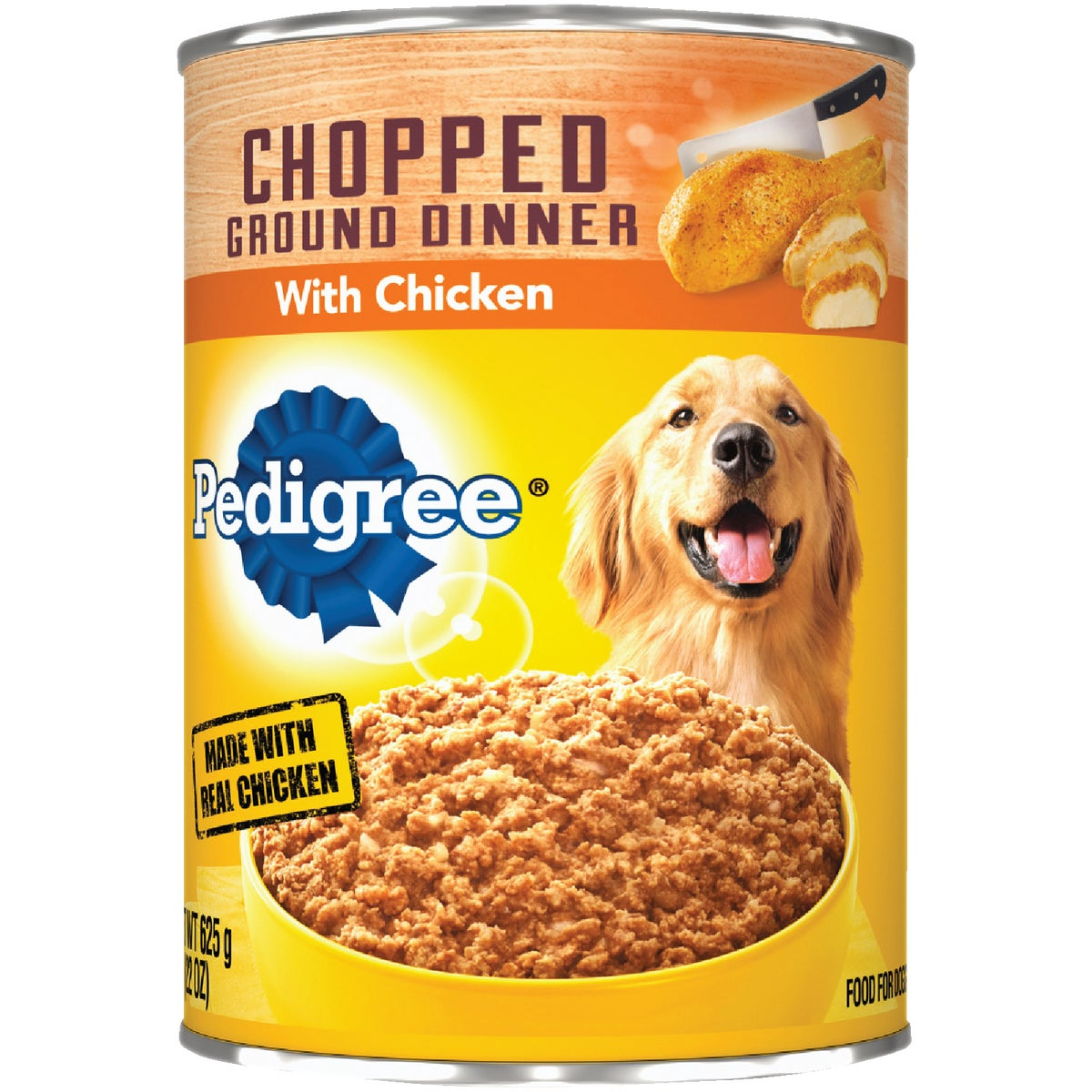 22OZ CHOP CHICK DOG FOOD