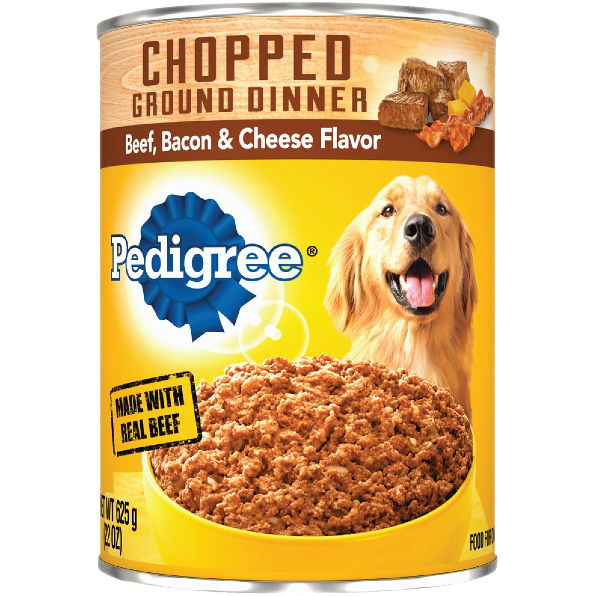 22OZ BF/BAC/CHE DOG FOOD