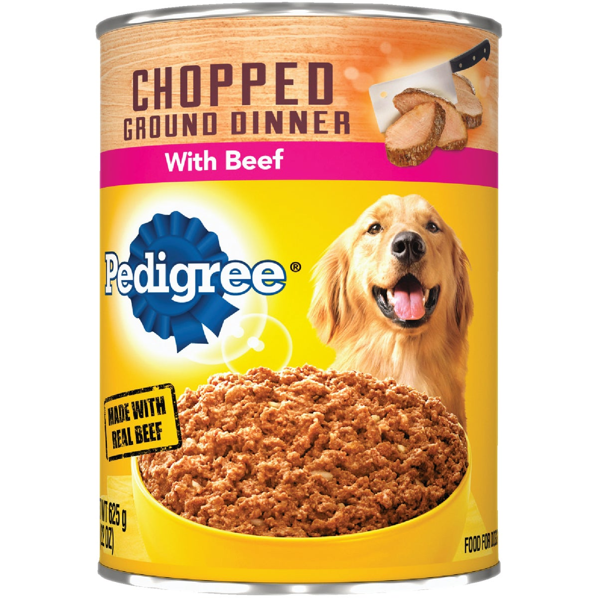 22OZ CHOP BEEF DOG FOOD - 11006 by Mars Pedigree