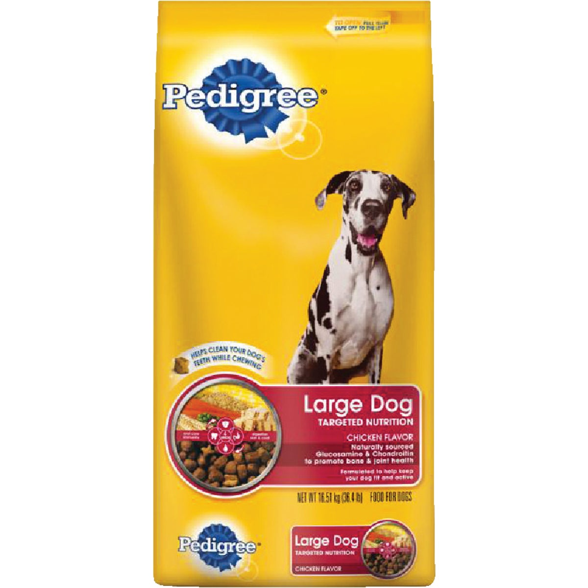 36.4LB LRG BREED DOGFOOD - 10084189 by Mars Pedigree
