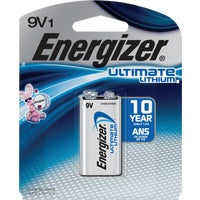 Adv Lithium 9V Battery