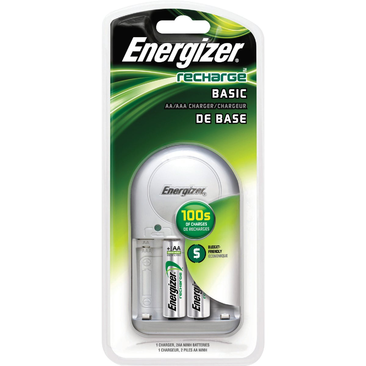 VALUE BATTERY CHARGER - CHVCWB2 by Energizer
