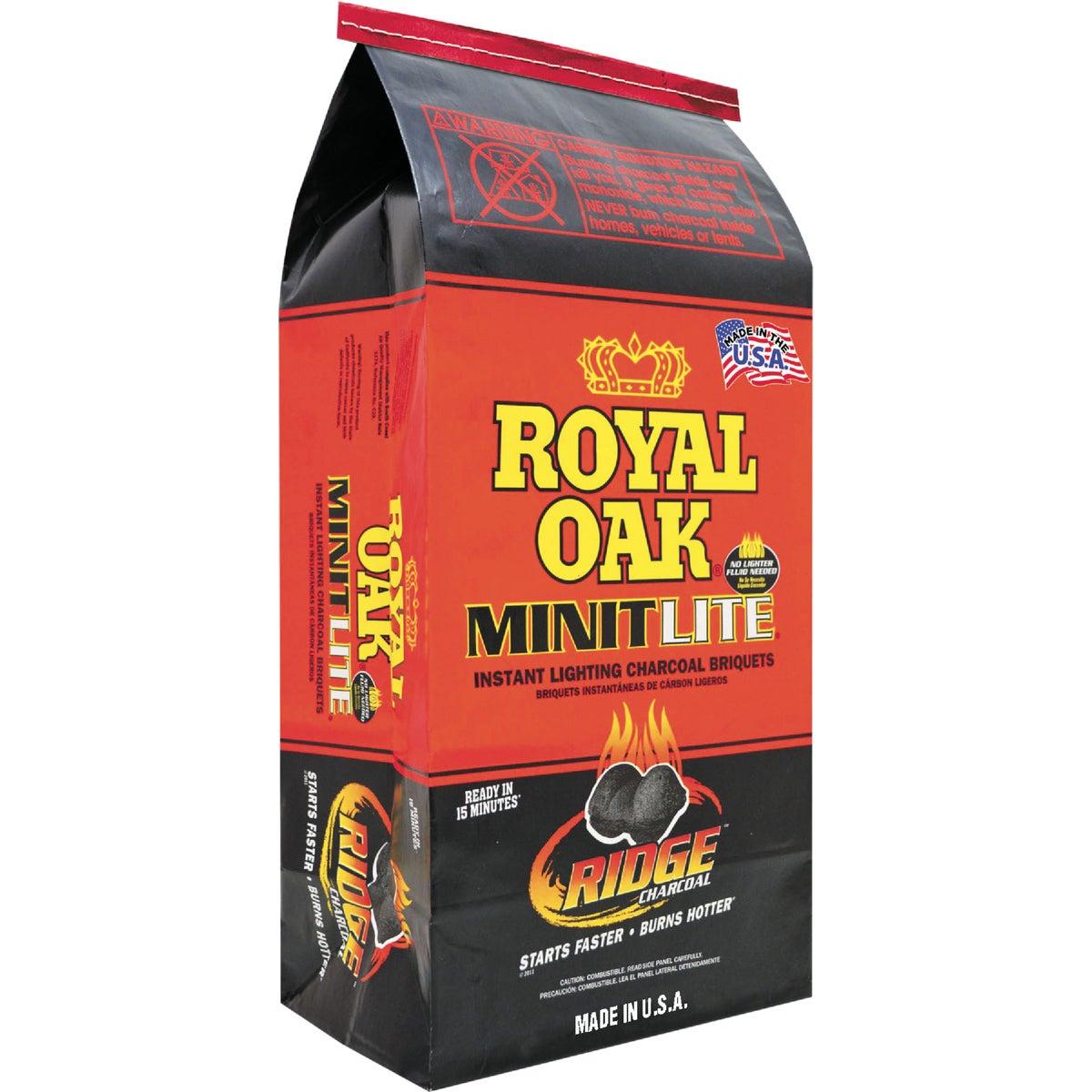 6.7LB MINIT LT CHARCOAL - 198-200-047 by Royal Oak