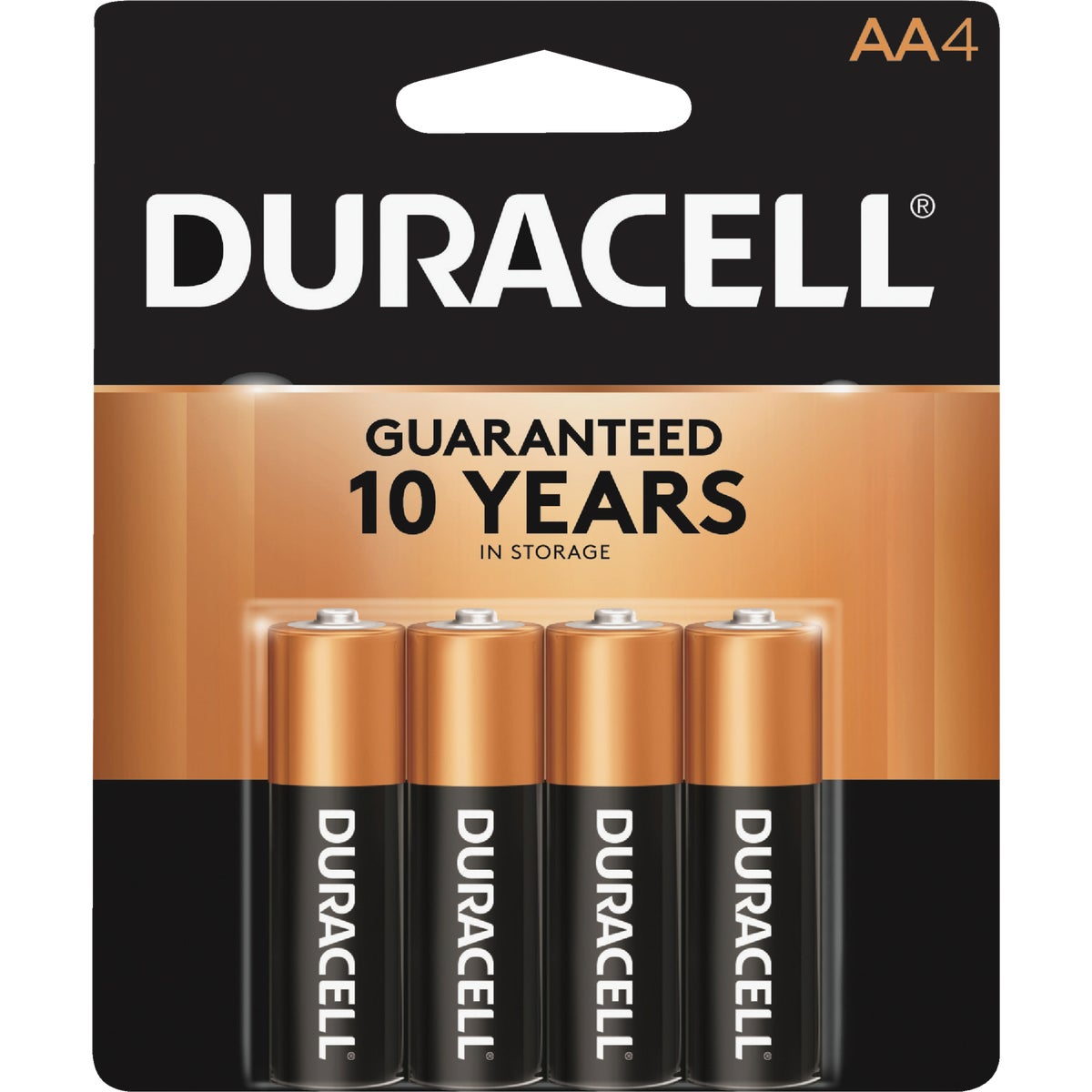 4PK AA ALKALINE BATTERY
