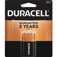 Duracell CopperTop 9V Alkaline Battery, 9361