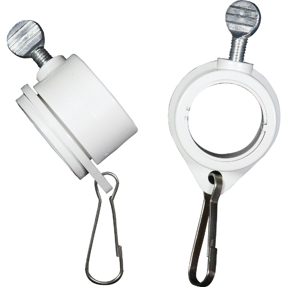 PAIR FLAG MOUNTING RING