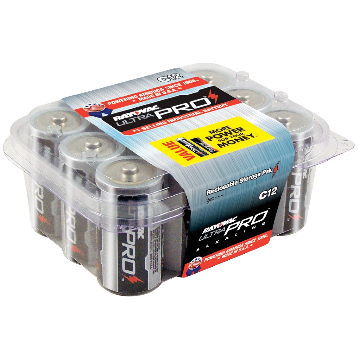 12PK C PRO BATTERY - ALC-12F by Ray O Vac