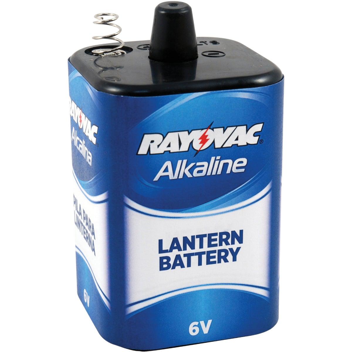 6V Lantern Battery
