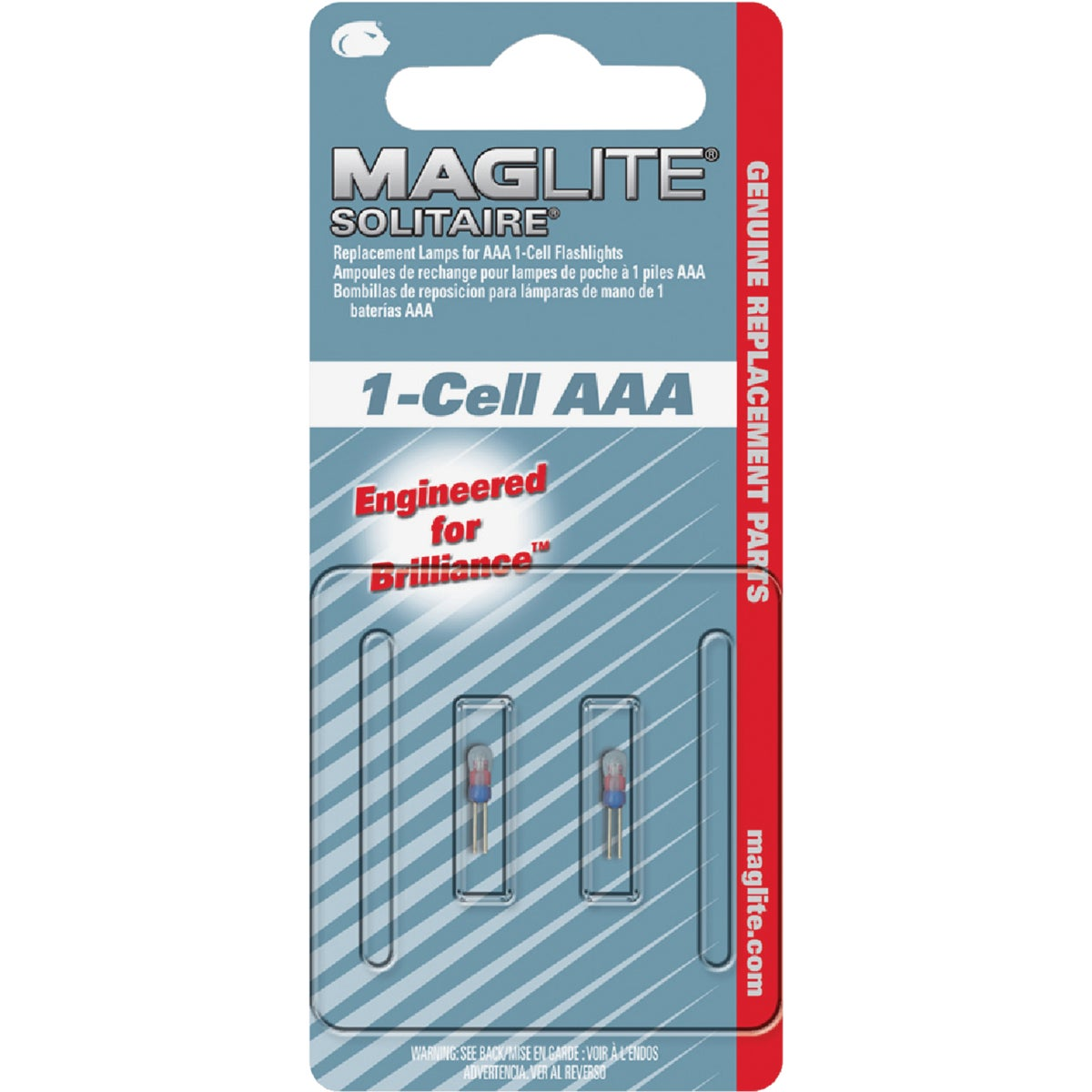 SOLITAIRE REPLACEMT BULB - LK3A001 by Mag Instrmnt