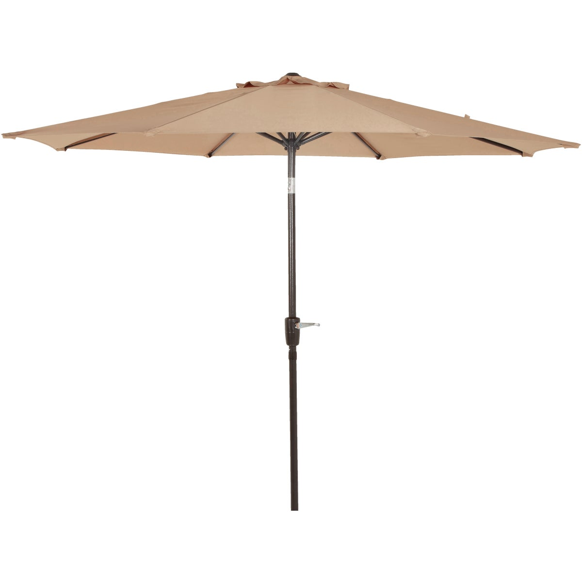 9' TAN ALUM UMBRELLA - TJAU-004A-270-TN by Do it Best