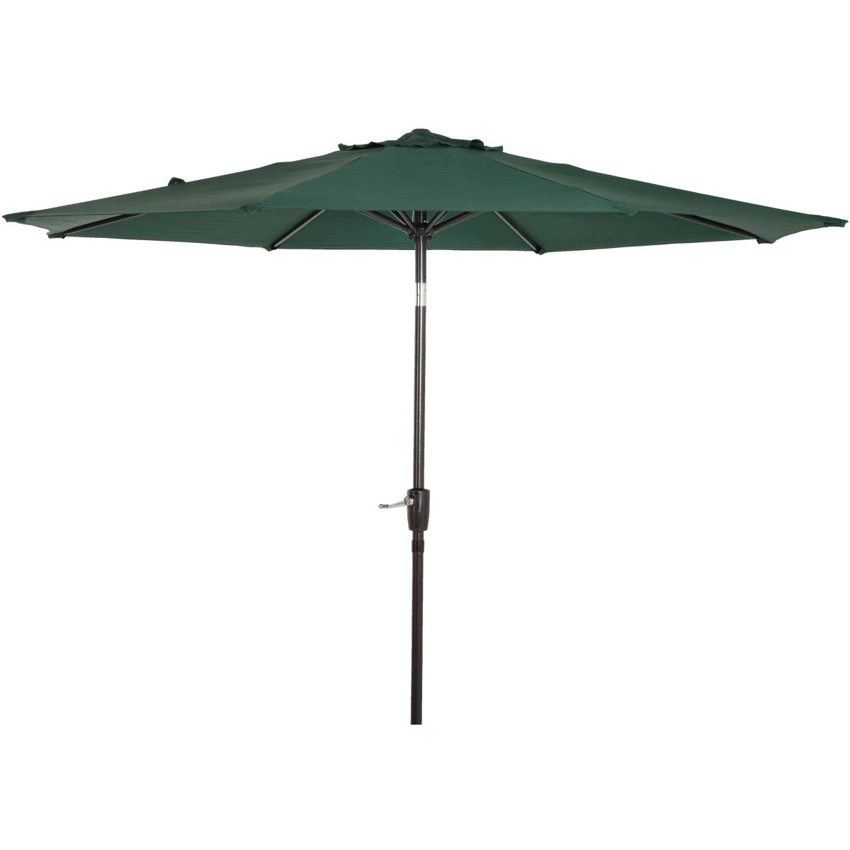 9' GREEN ALUM UMBRELLA - TJAU-004A-270-GRN by Do it Best