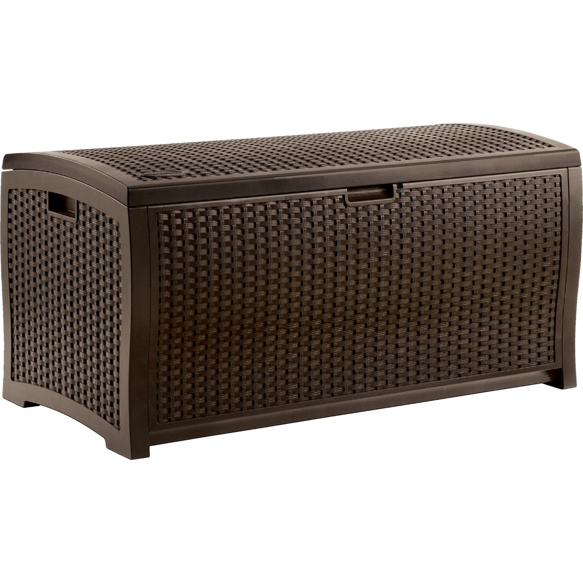 RESIN WICKER DECK BOX - DBW9200 by Suncast Corporation