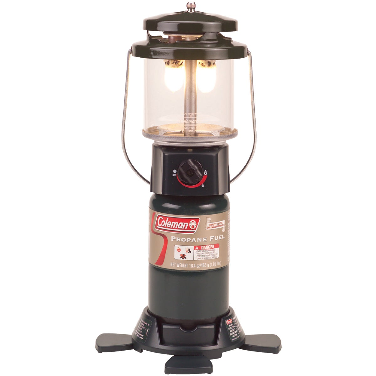 2 MANTLE PROPANE LANTERN - 2000004176 by Coleman