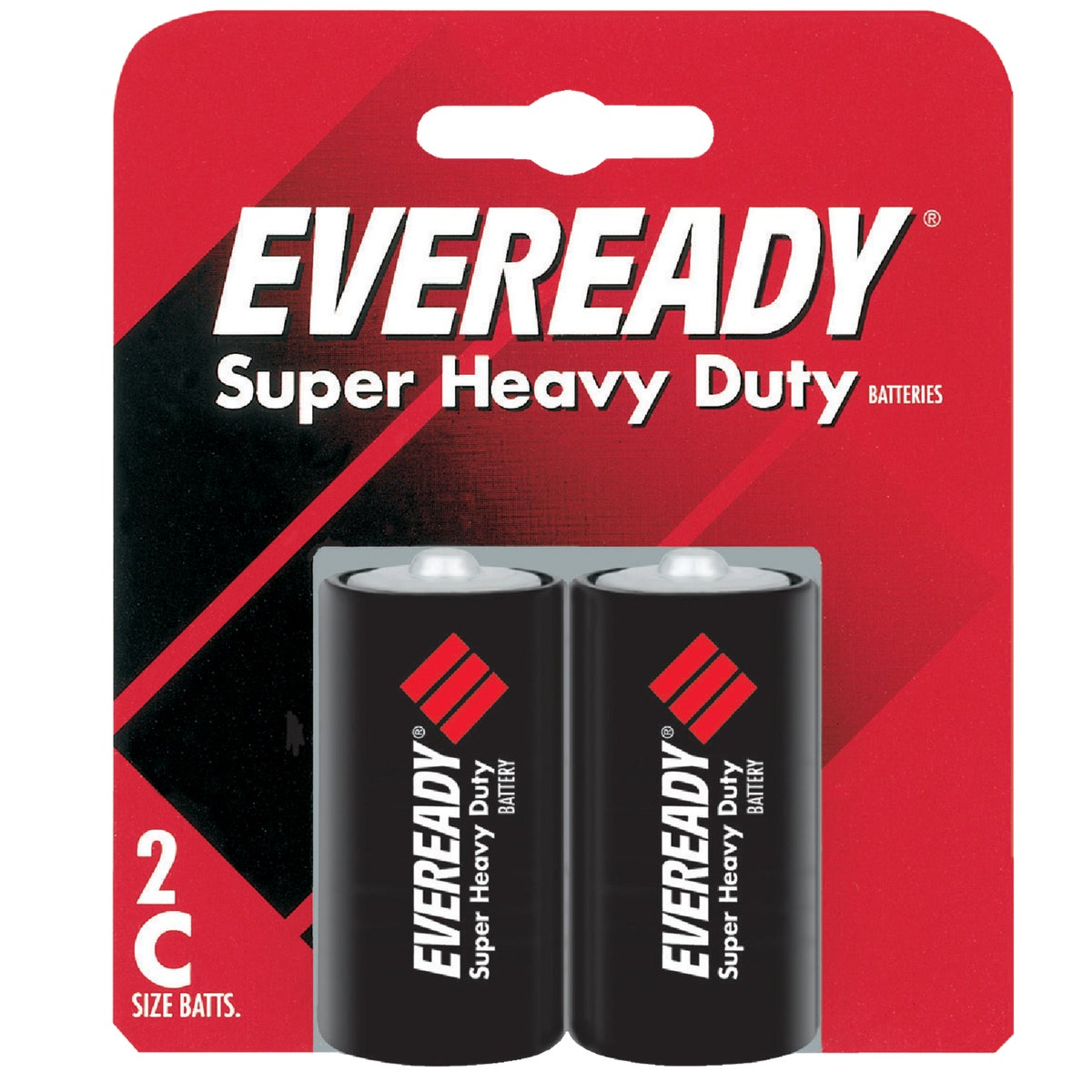 2CD C H/DUTY BATTERY