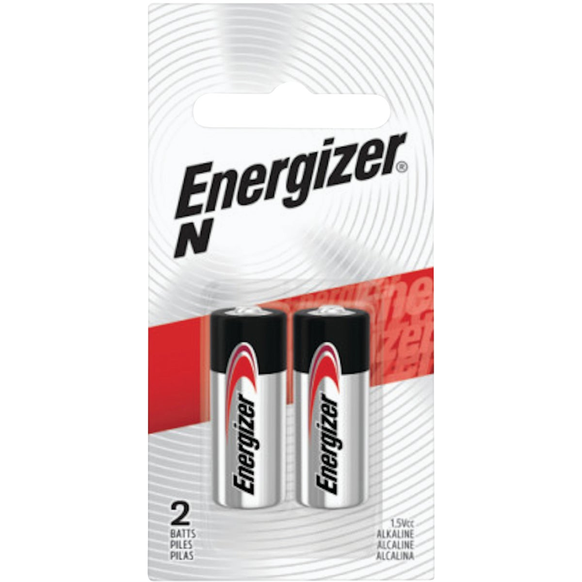 2CD 1.5V ALKALIN BATTERY - E90BP-2 by Energizer