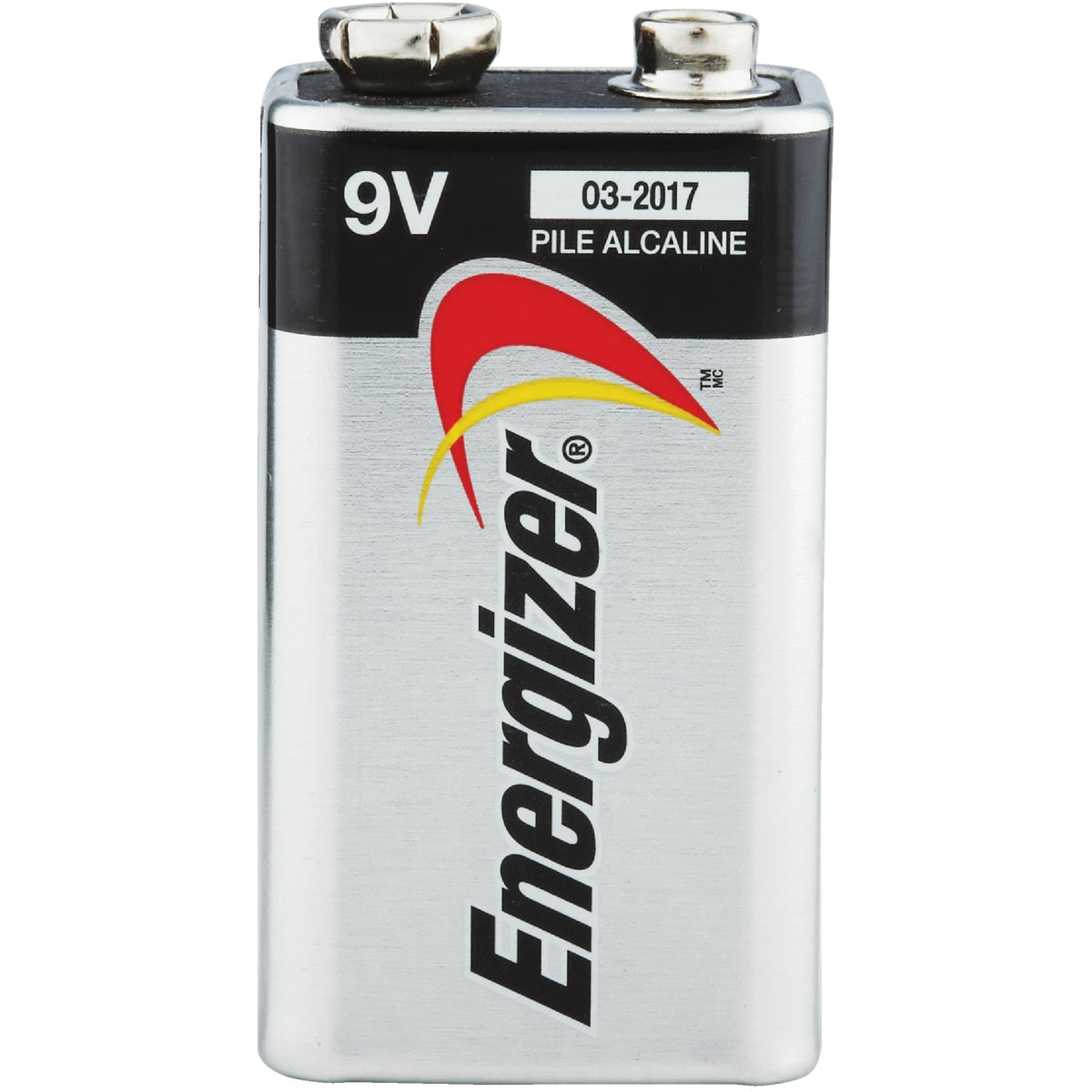 9V ALKALINE BATTERY - 522BP by Energizer